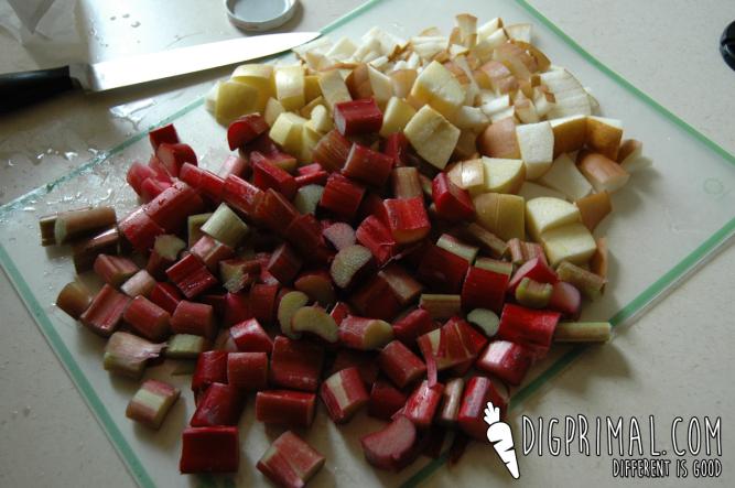 rhubarb-compote