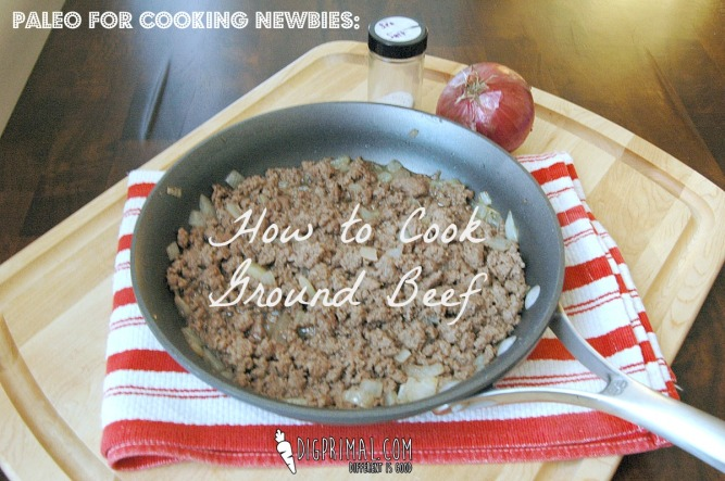 PFCN How to Cook Ground Beef
