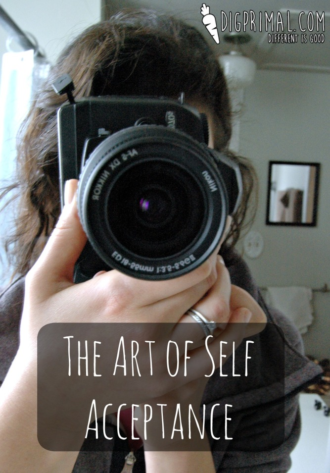The Art of Self Acceptance