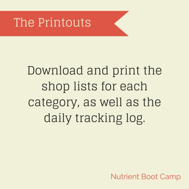 The Printouts