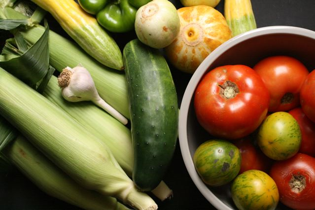 veggie directory