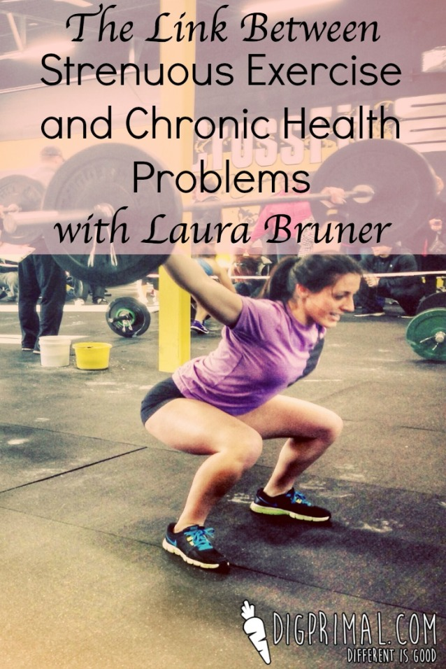 The Link Between Strenuous Exercise and Chronic Health Problems