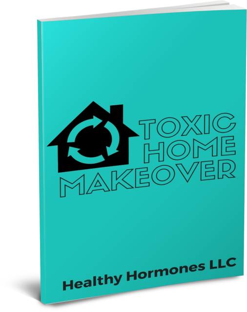 Toxic Home Makeover Cover